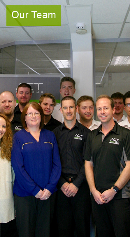 The ACT Systems team